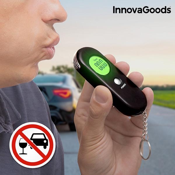 Alcoolscop digital Innova Goods 0