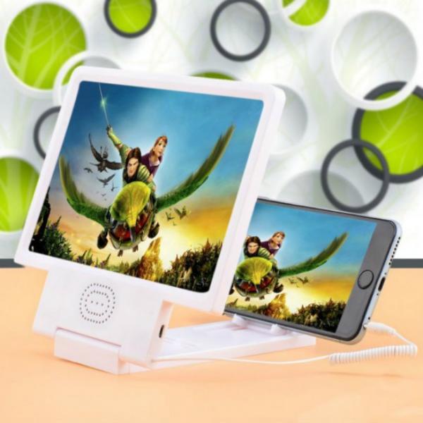 Amplificator video 3D cu difuzor 0