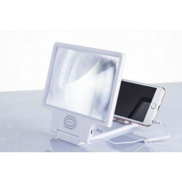 Amplificator video 3D cu difuzor 2