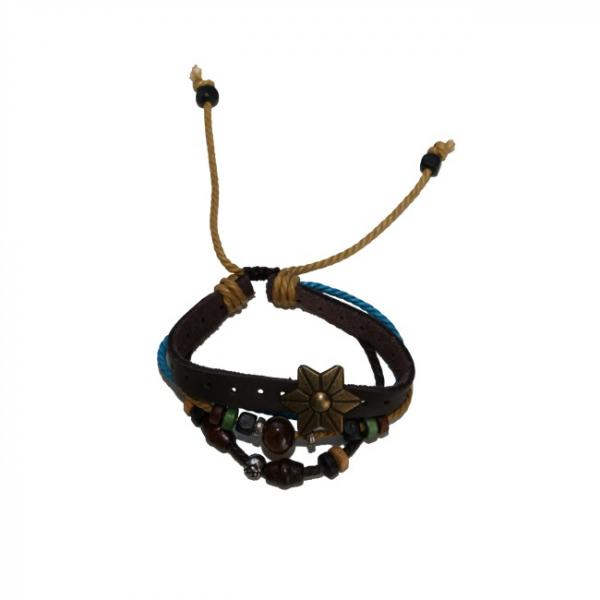 Bratara Wooden Beads 1