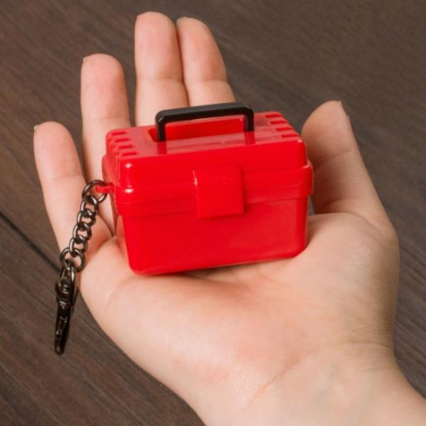 Breloc Mini trusa de unelte 3