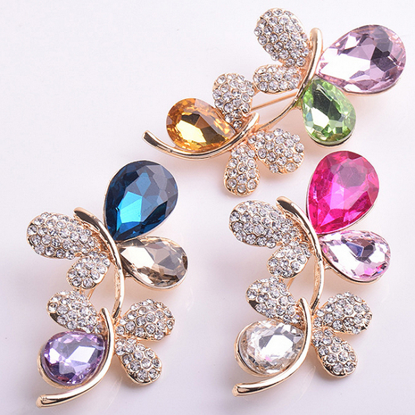 Brosa Butterfly Stones 0