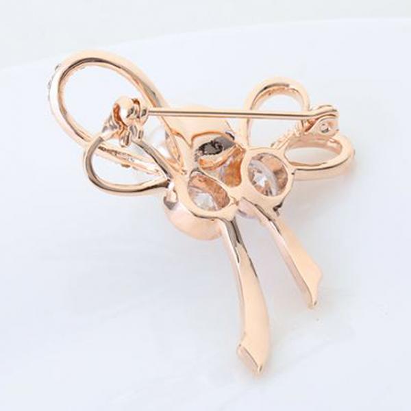 Brosa Elegant Bow 1