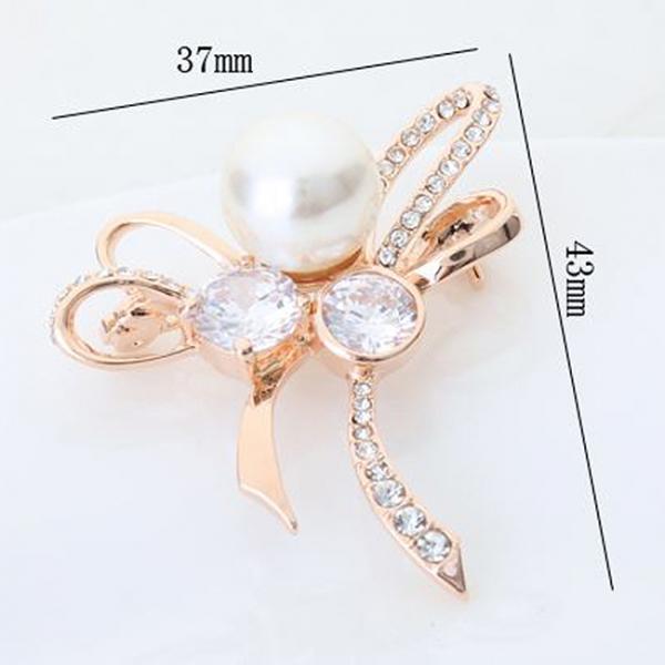 Brosa Elegant Bow 2