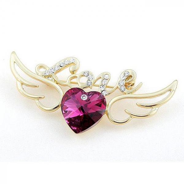 Brosa Love Pink 1