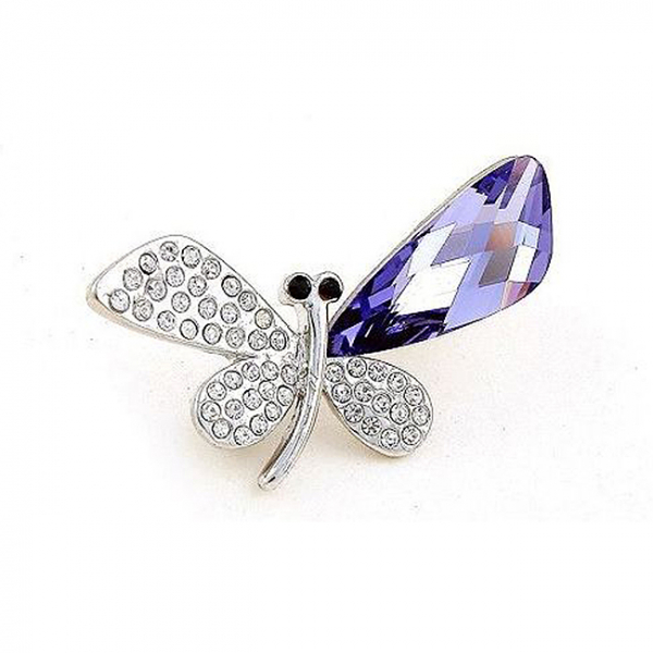Brosa Mauve Butterfly [1]