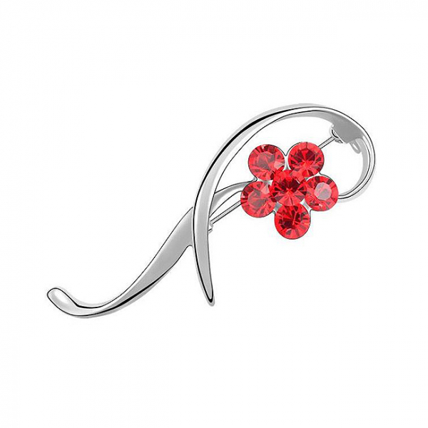 Brosa Red Flower 0