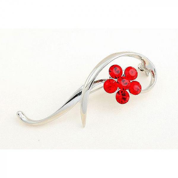 Brosa Red Flower 2