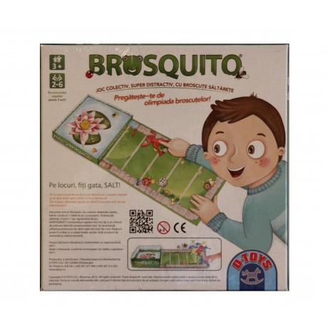 Brosquito 3+ 1