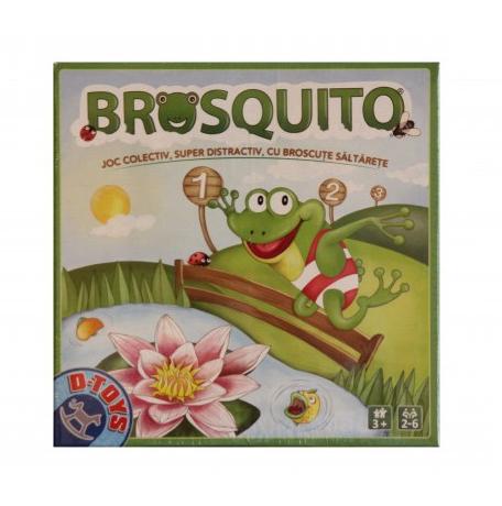 Brosquito 3+ 0