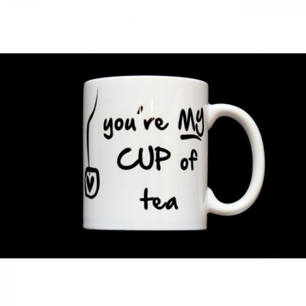 Cana cadou You're my cup of tea [0]