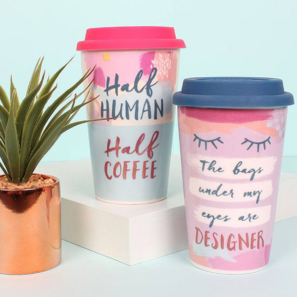 Cana calatorie Half Human, Half Coffee [1]