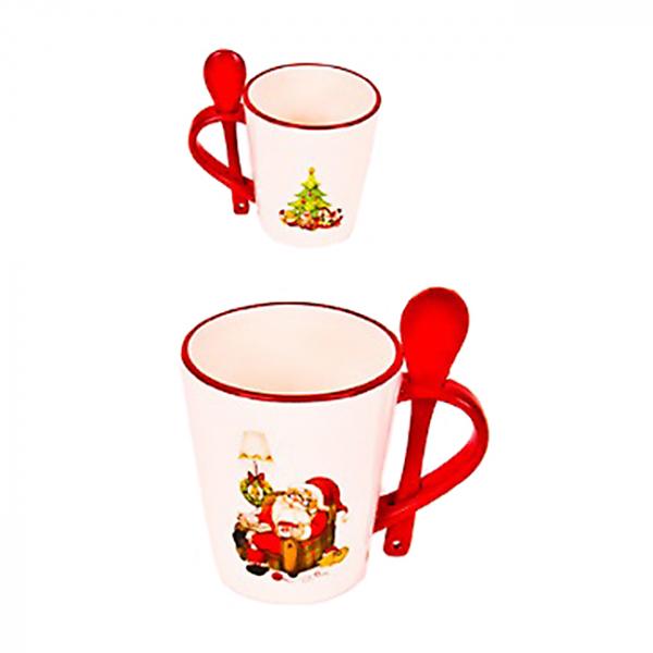 Cana cu lingurita Santa 0
