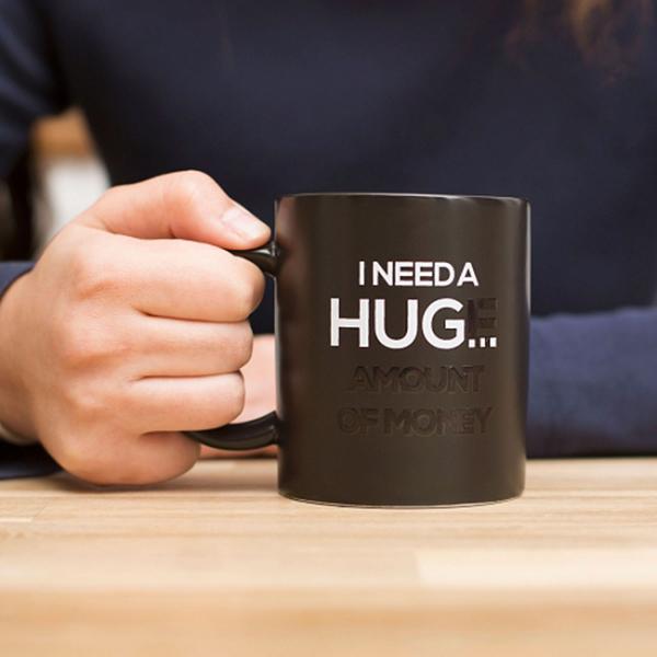 Cana termo-sensibila I need a Hug 1