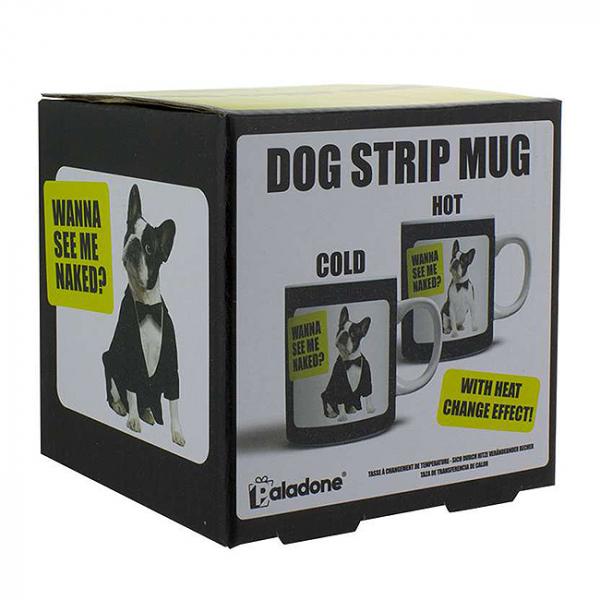 Cana termo-sensibila Strip Bulldog [1]