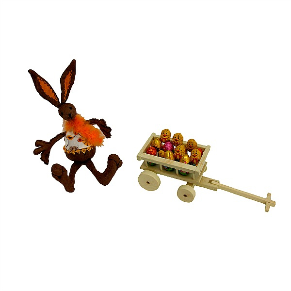 Car decorativ din lemn [1]
