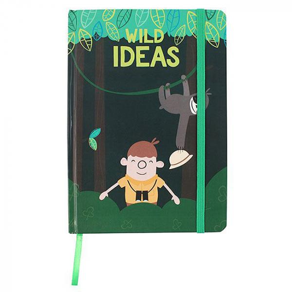Carnet notite Wild Ideas 0
