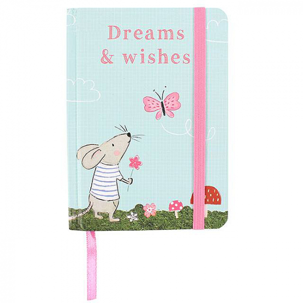 Carnetel notite mouse Dreams&wishes 0