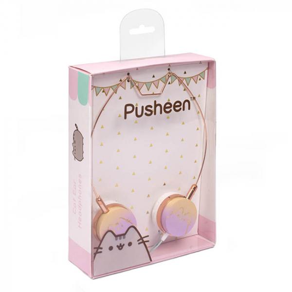 Casti audio Pisica Pusheen 3