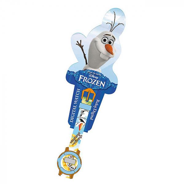 Ceas digital pentru copii Olaf Frozen 0