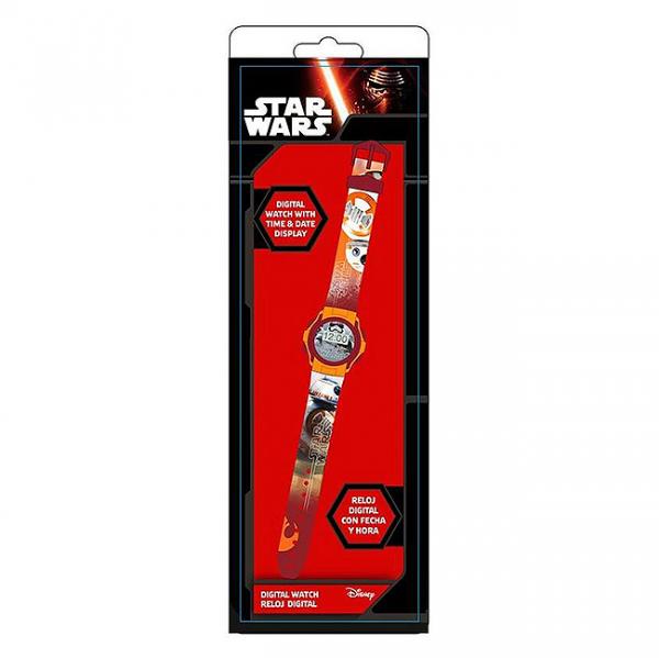 Ceas digital pentru copii Star Wars 0