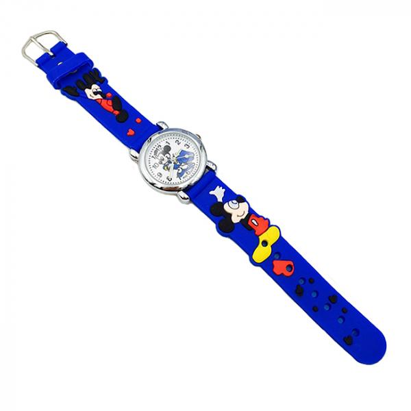 Ceas pentru copii Mickey Blue 0