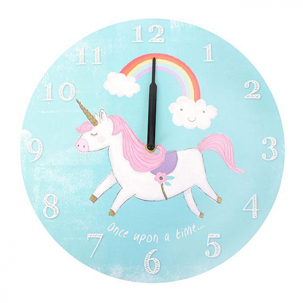 Ceas perete Unicorn 0
