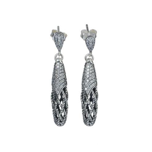 Cercei Elegance argint 0
