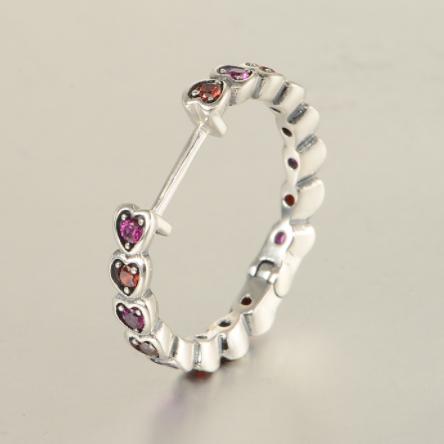 Cercei Hearts argint [3]