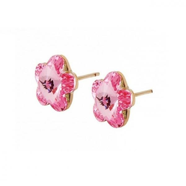 Cercei Pink Plum Blossom 1