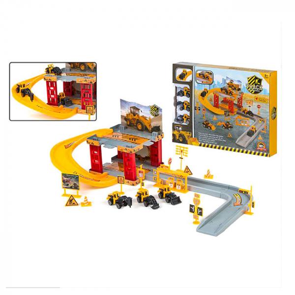 Circuit Santier Constructii 3+ 0