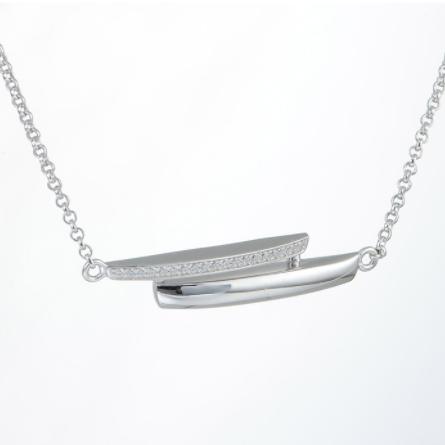 Colier din argint Elegant Touch 0