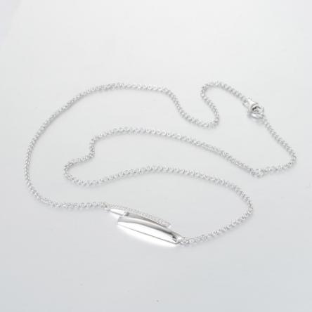 Colier din argint Elegant Touch 1