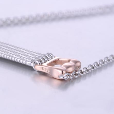 Colier din argint  Fancy Design 2