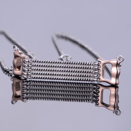 Colier din argint  Fancy Design 1