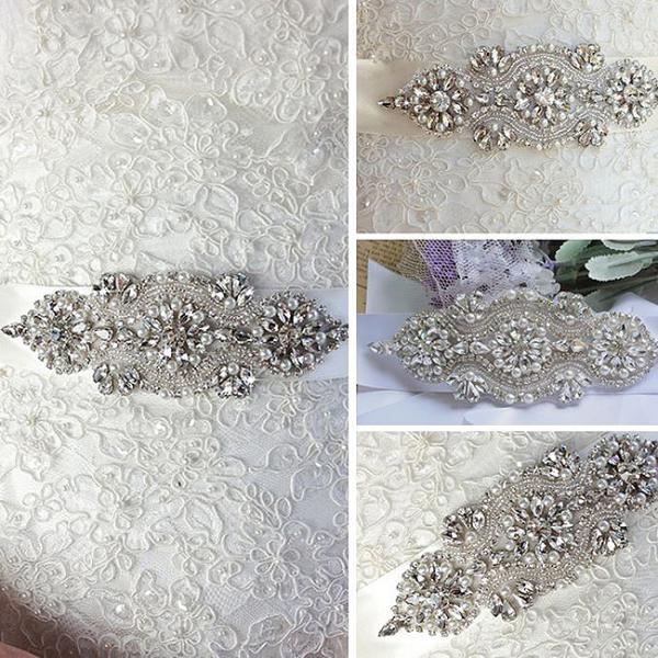 Cordon mireasa Crystals [2]