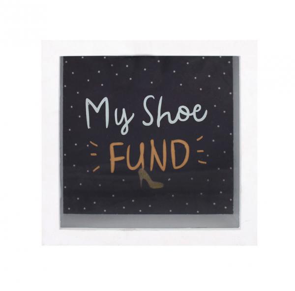 Cutie economii My Shoe Fund 0