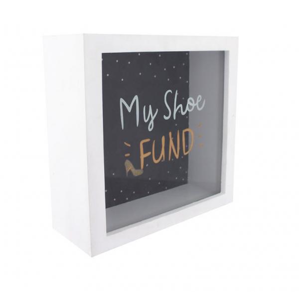 Cutie economii My Shoe Fund 3