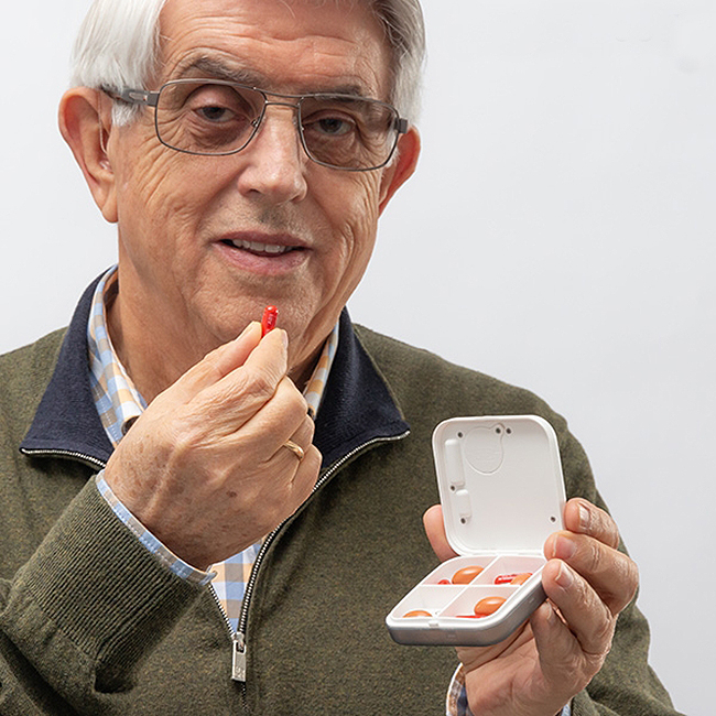 Cutie electronica pentru pastile Innova Goods 3