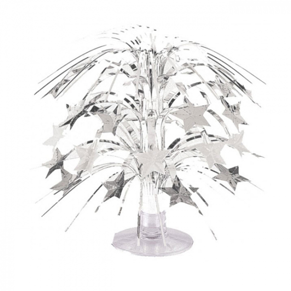 Decoratiune centrala Silver Star 0