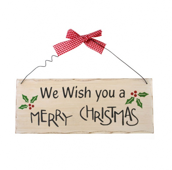 Decoratiune Craciun Merry Christmas [0]