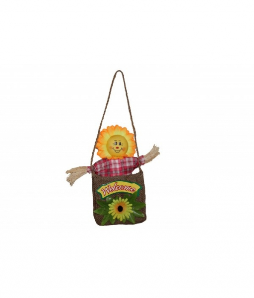Decoratiune paie Welcome Sunflower 0