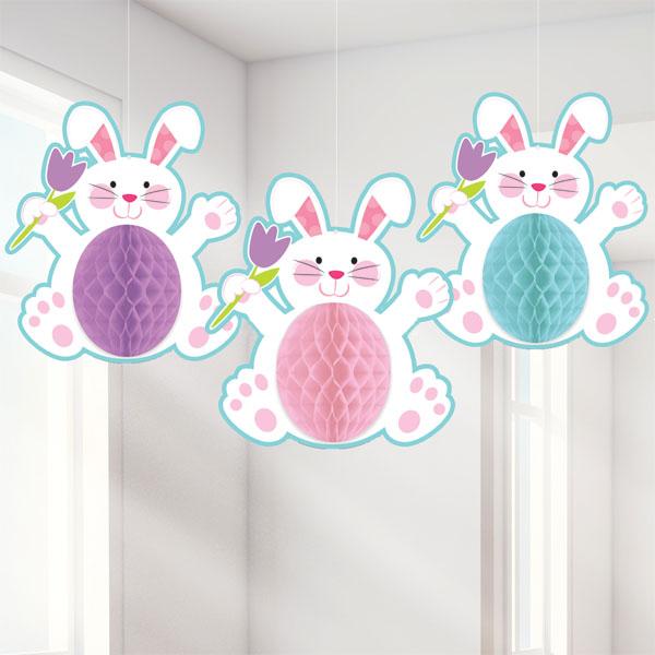Decoratiuni Paste Iepurasi - 35cm 0