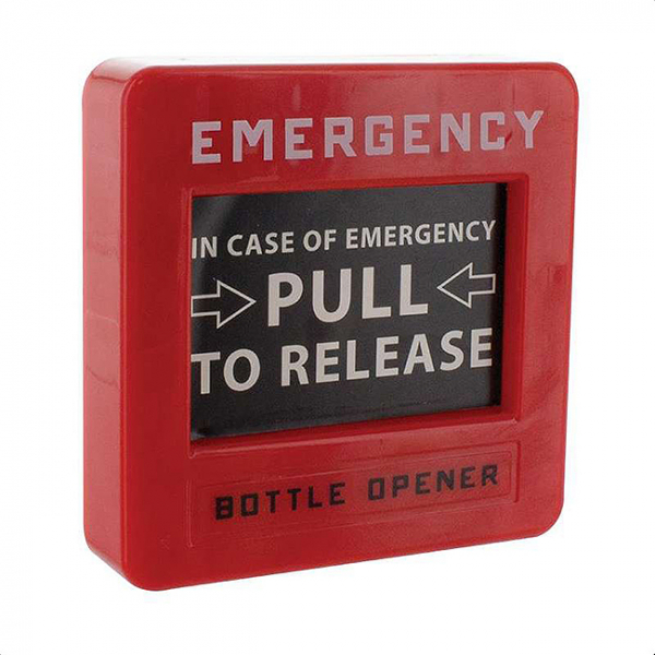 Desfacator sticla Emergency cu magnet 0