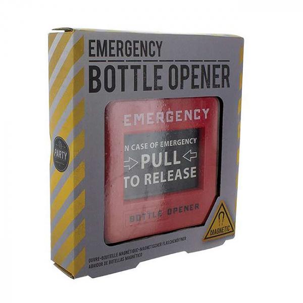 Desfacator sticla Emergency cu magnet 2