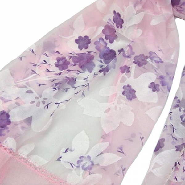 Esarfa Floret Pink [3]