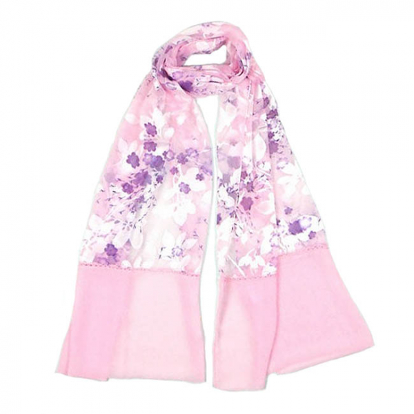 Esarfa Floret Pink [0]
