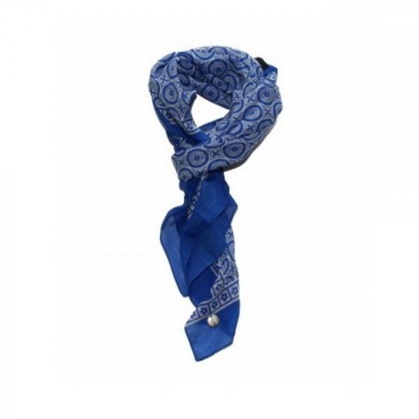 Esarfa Liu Jo Royal Blue 1