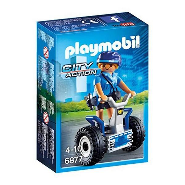 Playmobil Police Balance Racer 4+ 0