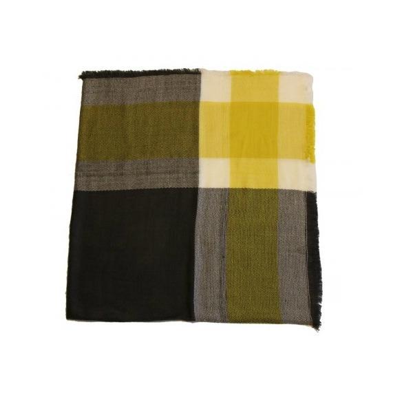 Fular galben si negru 0